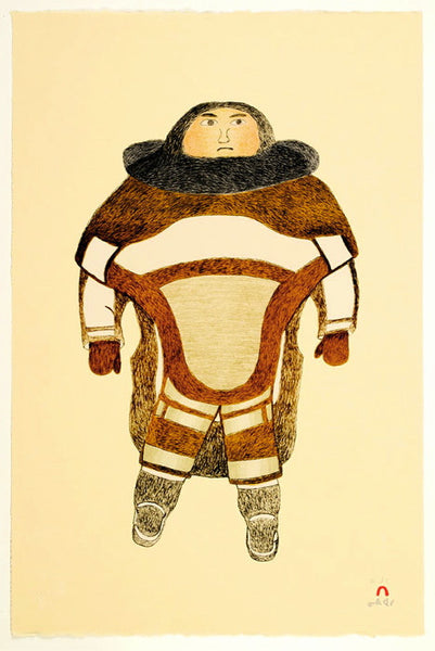 2002 FIRST AMAUTIK by Ohotaq Mikkigak