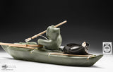 "15"" Kayak by Famous Jimmy Iqaluq"