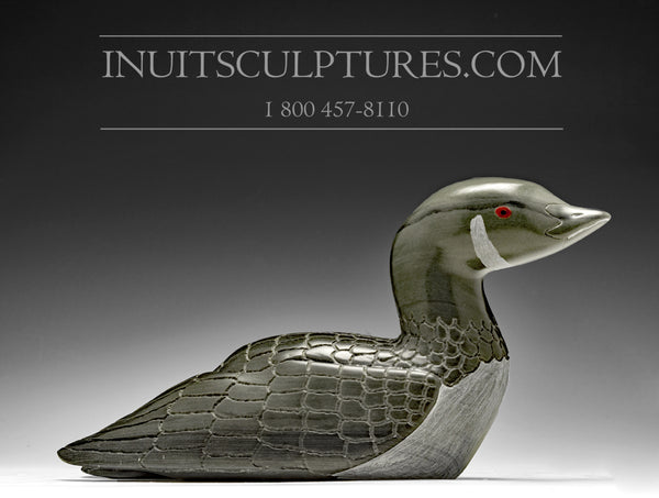 "12"" Goose by Jimmy Iqaluq"