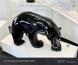 RESERVED** Bear of the century- 500 lbs Black Walking Bear by Joe Jaw Ashoona