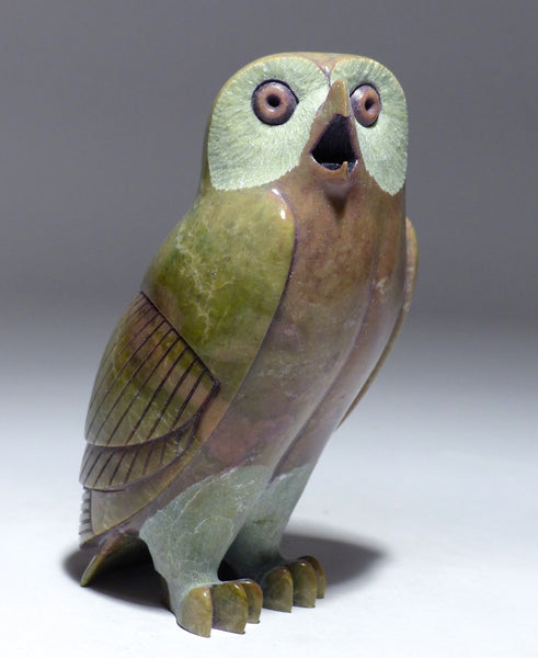 "Very Original 7"" Owl by Pits Qimirpik"