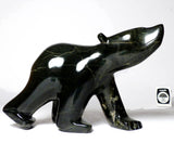 "8"" Black Scenting Bear by Tim Ezekiel"