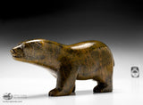 "9"" Two Way Electric Dancing & Walking Brown Bear by Late Peter Parr (1970-2012)"