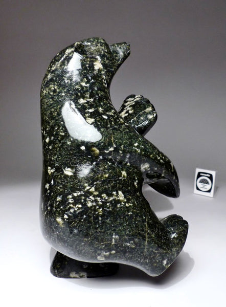 "8.5"" Dancing Bear Bear by Late Peter Parr (1970-2012)"