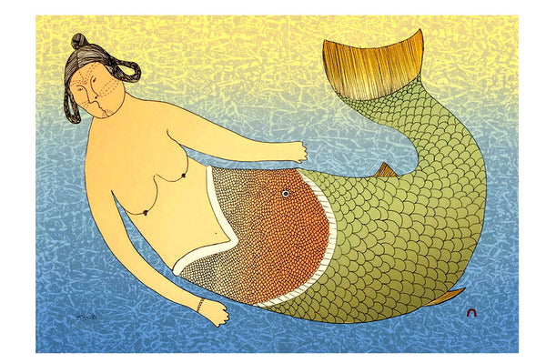 2008 SEA MISTRESS by Ningeokuluk Teevee