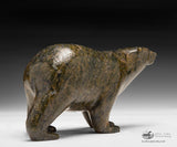 "8"" Brown Walking Bear by Tim Pee"