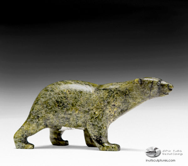 "4.5"" Walking Bear by Tim Pee"