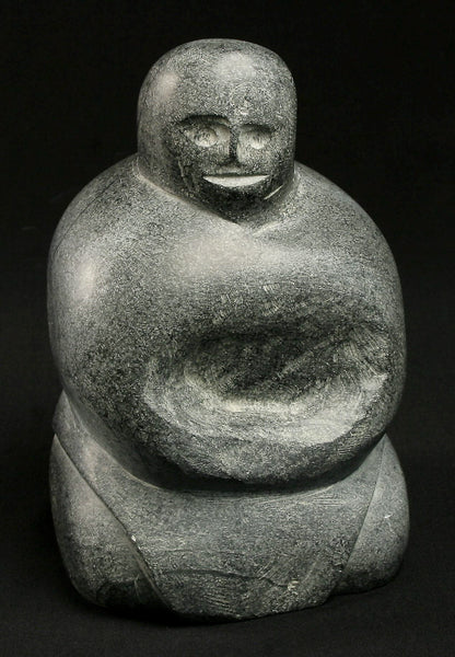 Quot mother by famous inuit art pioneer tuna iqulik