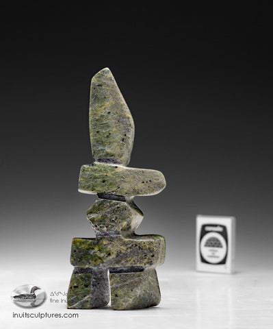 "5"" Inukshuk by Saila Parr"