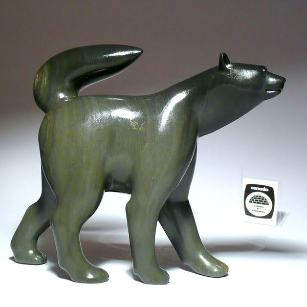 "8"" Dog by Famous Paul Kavik"