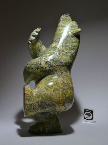 "Fantastic 14"" Dancing Bear by Late Peter Parr (1970-2012)"