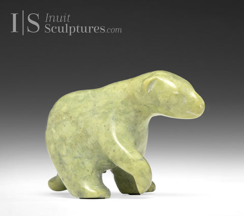 "3.5"" Walking Bear by Pits Michael"