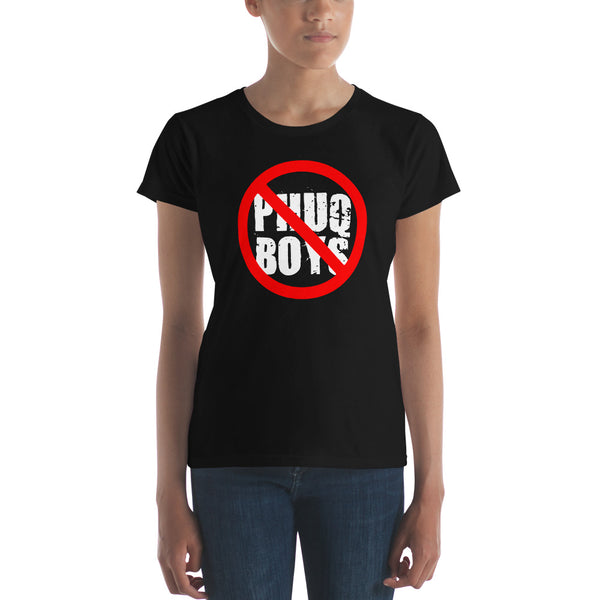 No Phuq Boys Women's T Shirt