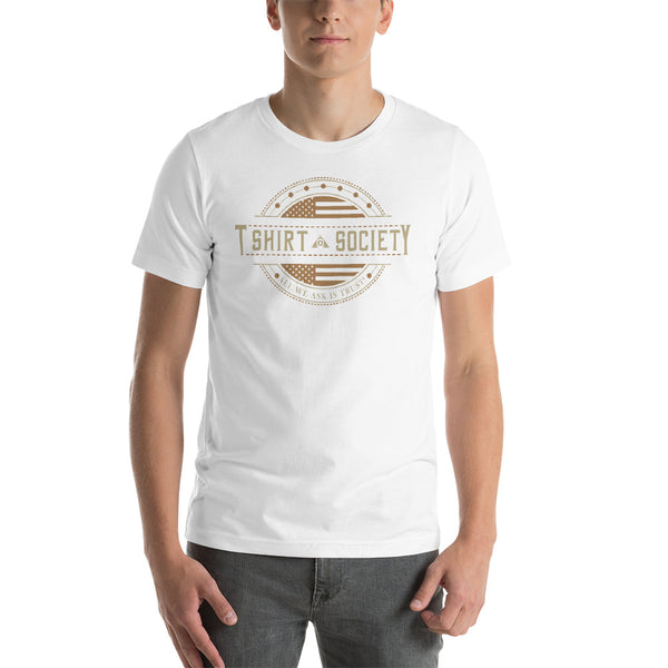 T Shirt Society Short-Sleeve Tee