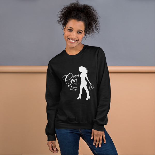 Good Girl Gone Bag Sweatshirt
