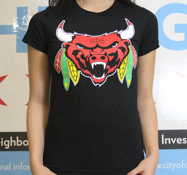 Chicago Beast Woman T-shirt