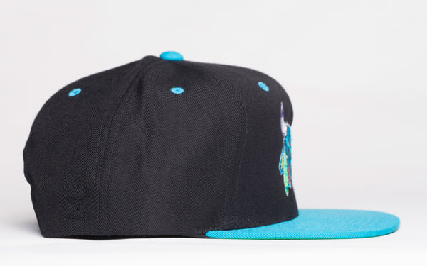 Chicago Beast Snap Back | BLUE/ BLACK
