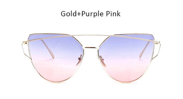 Cat Eye Sunglasses - Fashion Eyewear