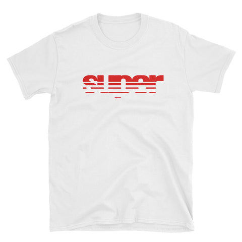 Super 4-Line Logo Short Sleeve