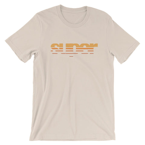 Super 4-Line Logo Jeep Fade Short Sleeve