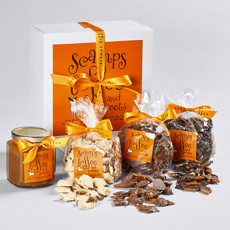 Scamps Toffee Signature Gift Box