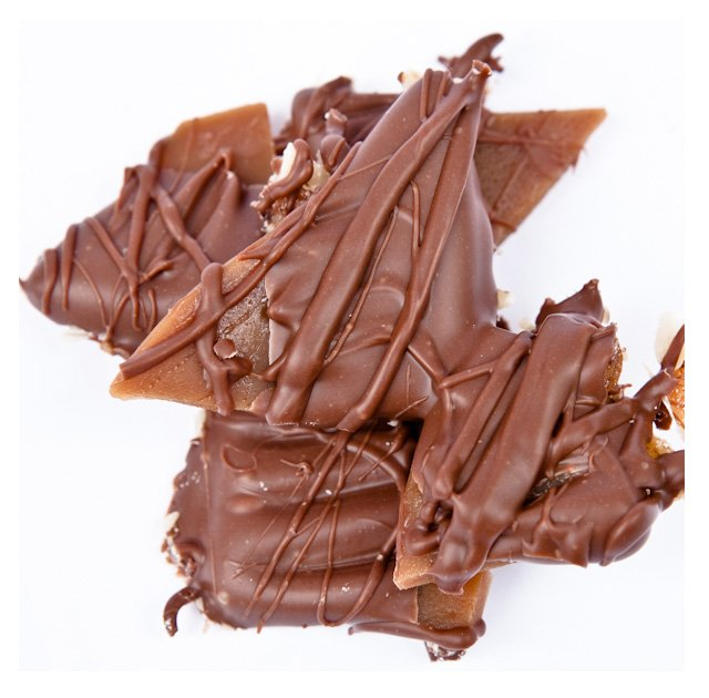 Milk Chocolate Toffee - Father's Day