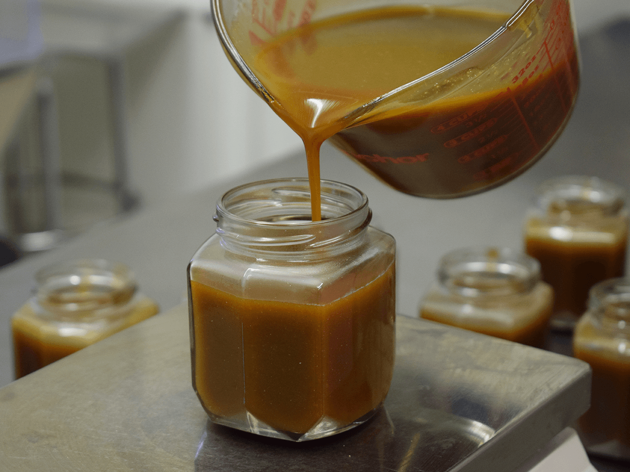 Toffee Sauce - Father's Day