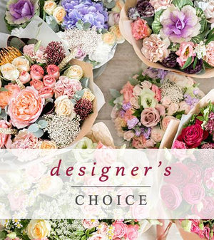 Designer Choice Spring Bouquet - Fresh Blooms Flowers