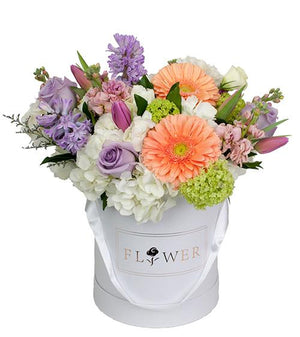 Luxury Flower Box - Fresh Blooms Flowers
