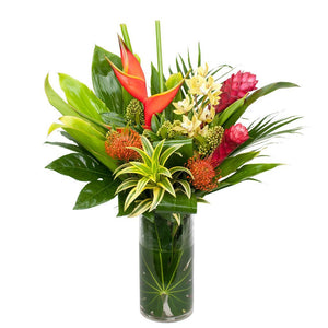 Tropical Punch - Fresh Blooms Flowers