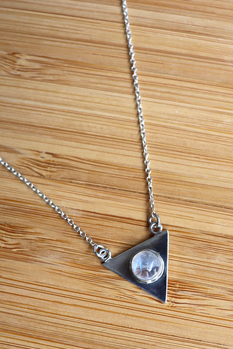 Bermuda Moonstone Necklace