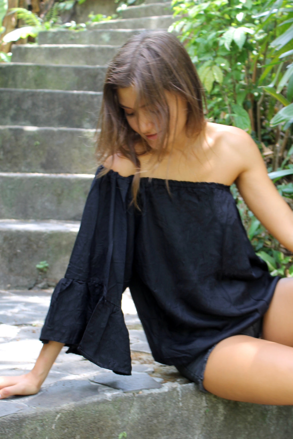 Havana Top BLACK