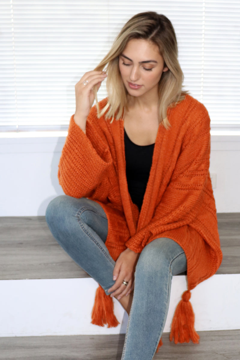 Luna Knit CARROT