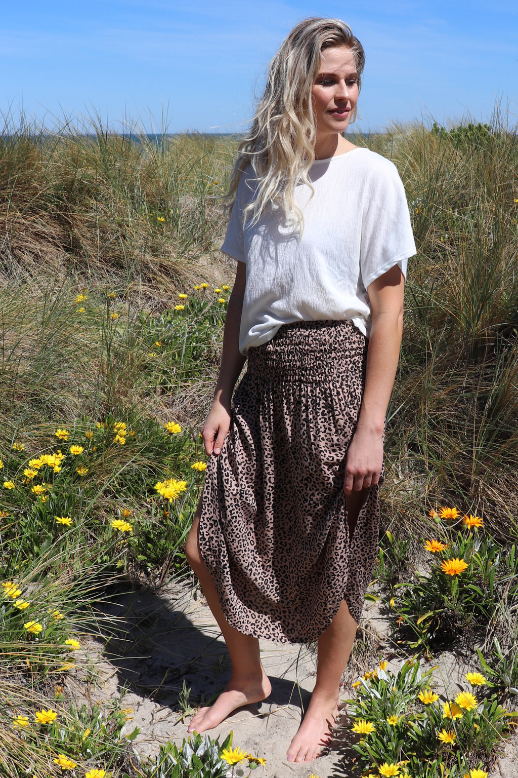 Samsara Skirt WILD CAT