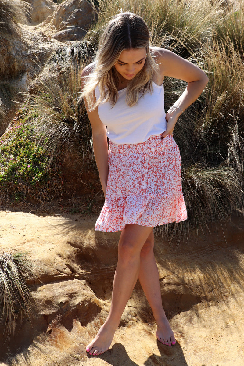 Savannah Skirt BLOSSOM PEACH