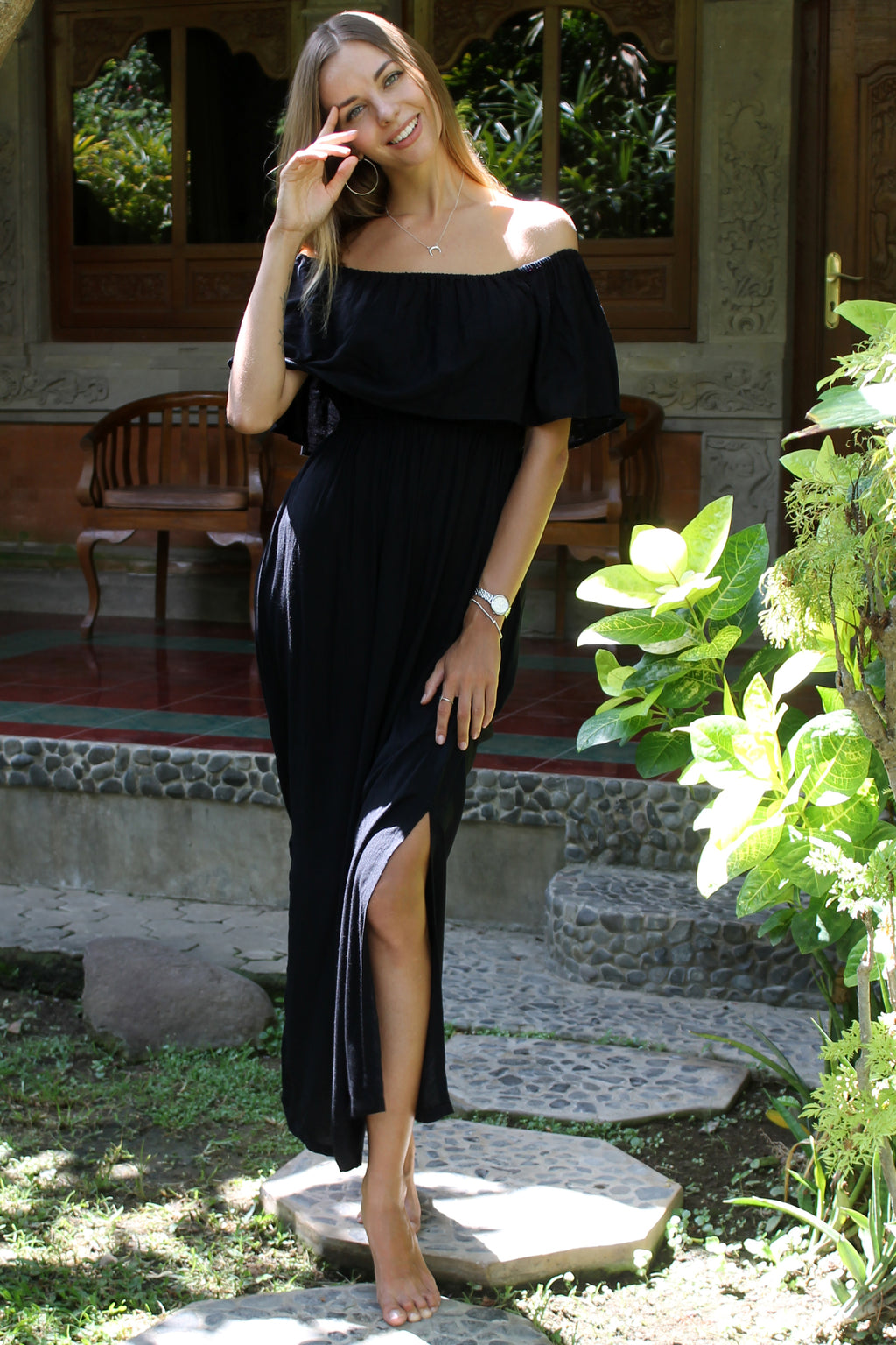 Dawn Dress BLACK