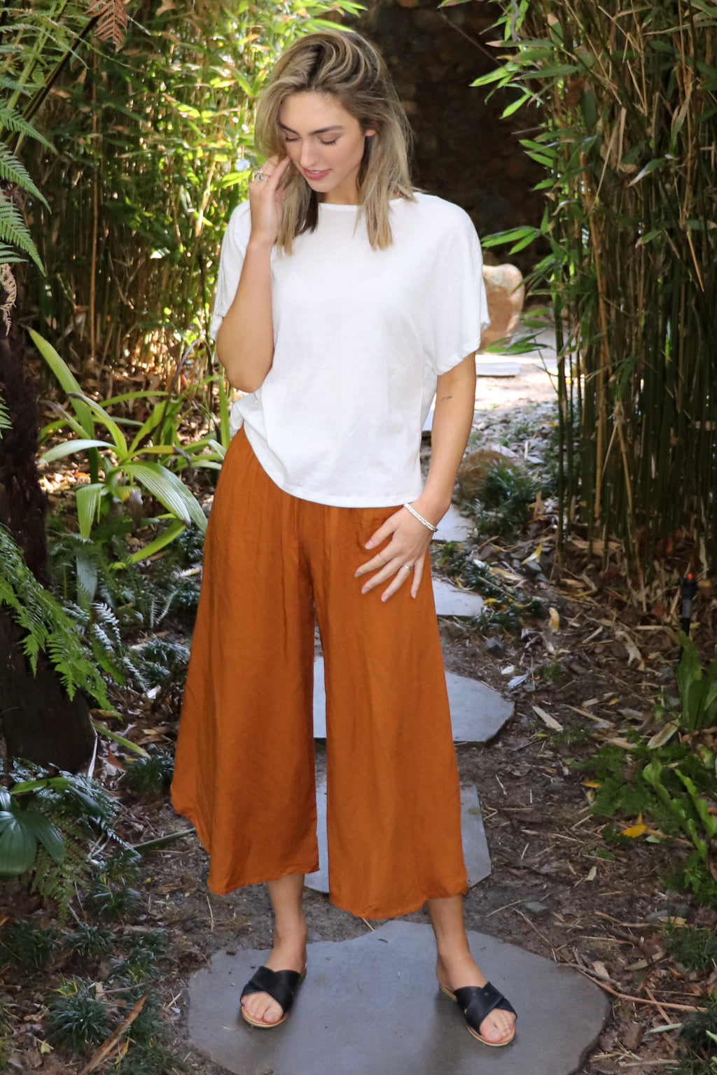 Padma Pants RUST