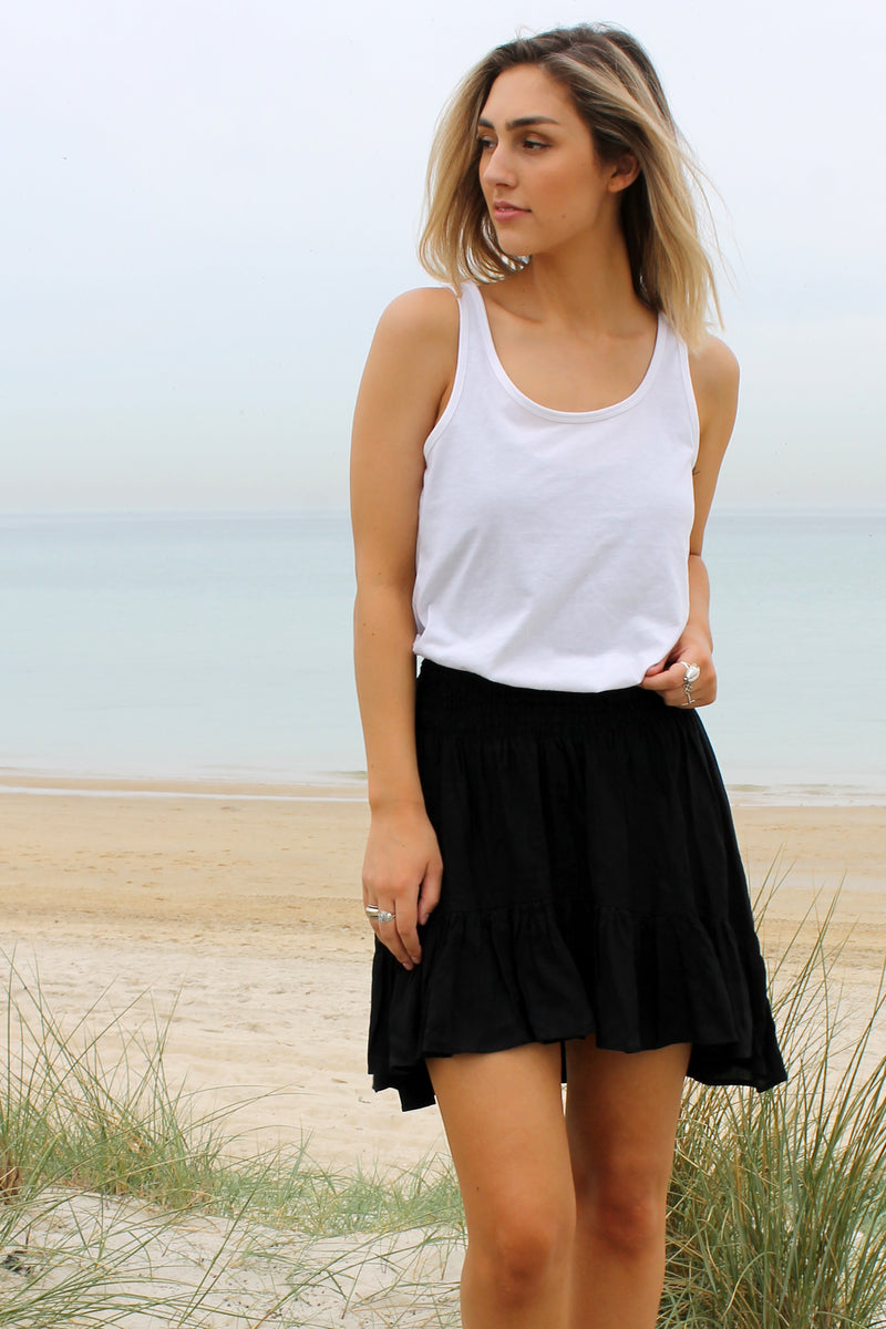 Savannah Skirt BLACK