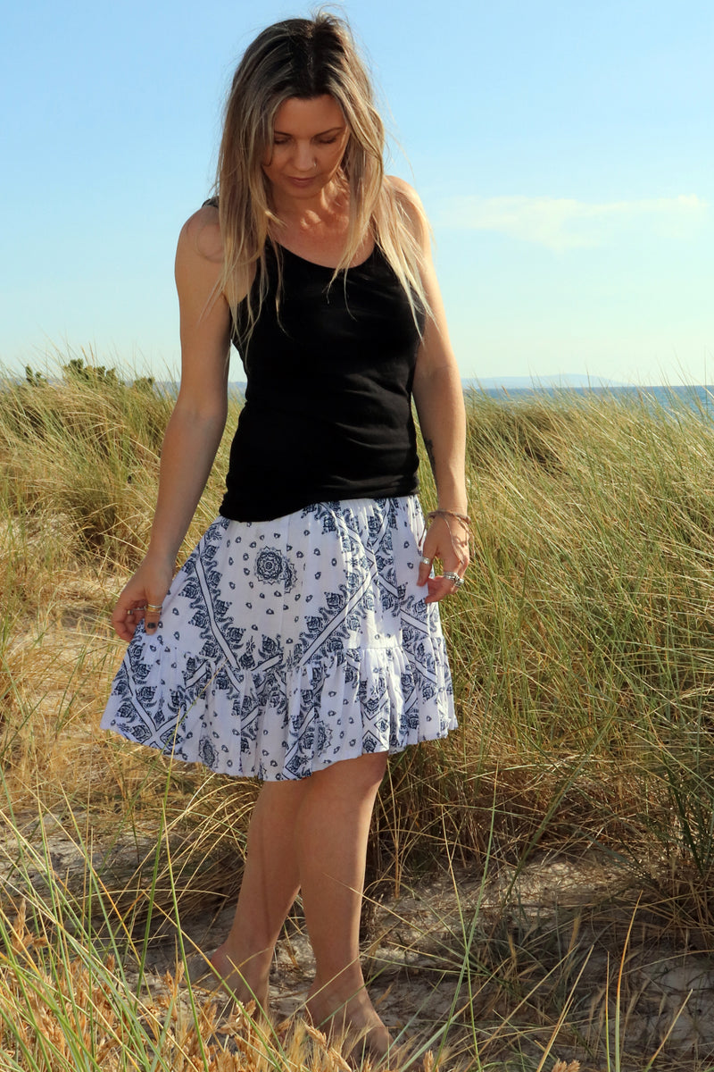 Savannah Skirt SUMMER CLOUD