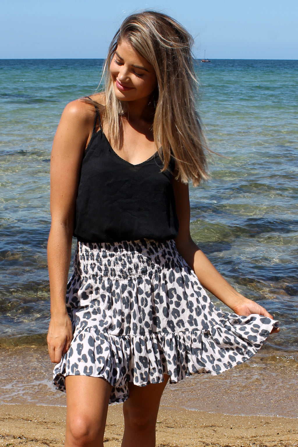 Savannah Skirt WILD THING