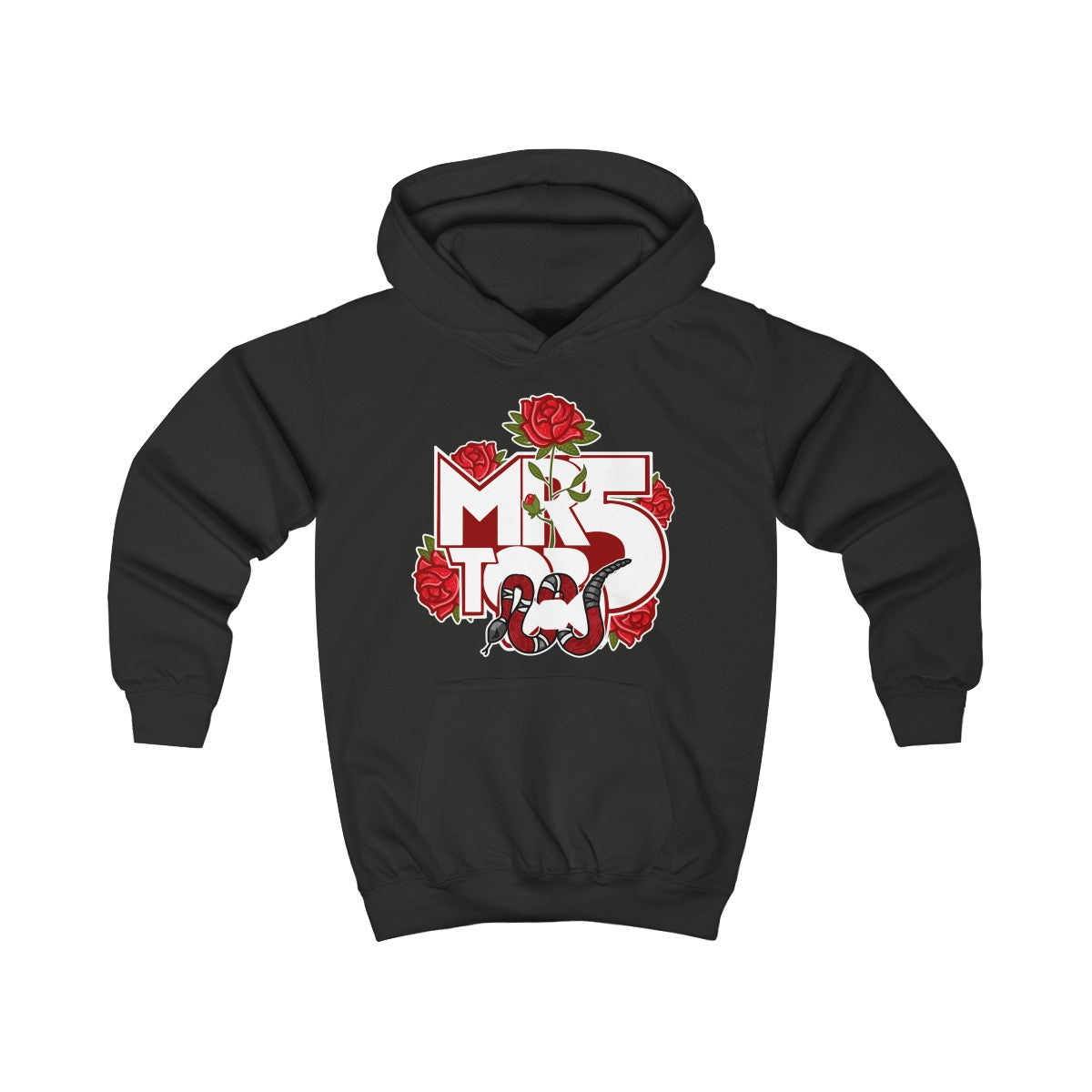 MrTop5 Loyalty Youth Hoodie