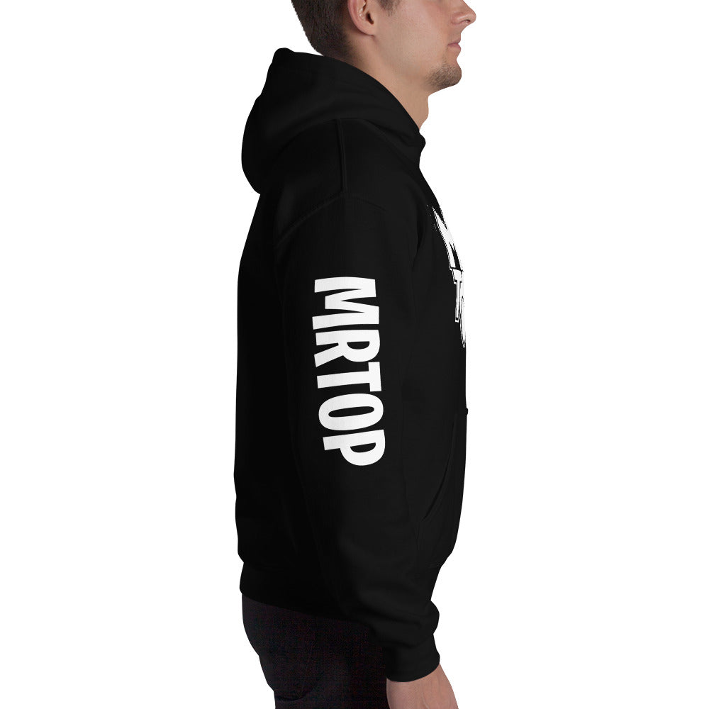 MrTop ForkNife Hooded Sweatshirt