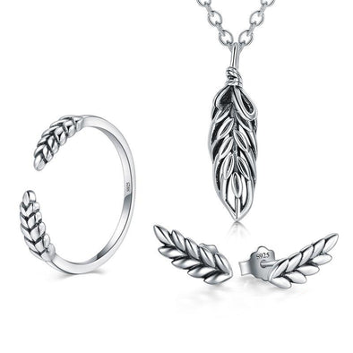 Laurel Leaf set