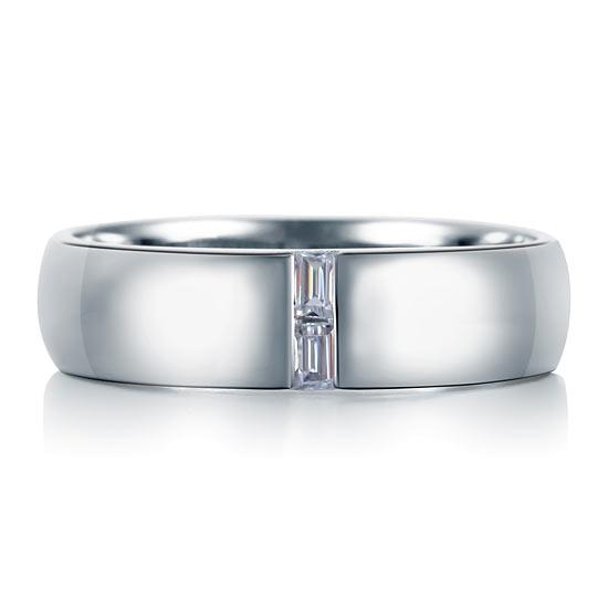 Blake Men's Wedding Band