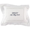 Wedding Date Pillowcase