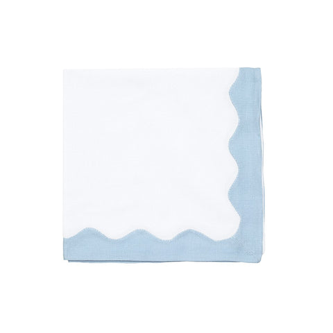 Blue Wave Napkin