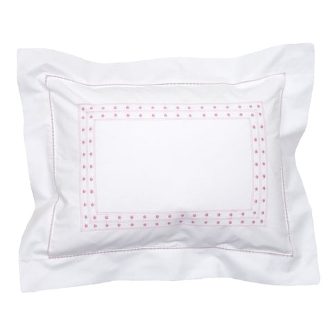 Matilda baby pillowcase pink