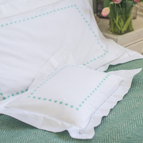aqua dots pillowcase
