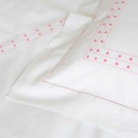 Matilda Pink Pillowcase