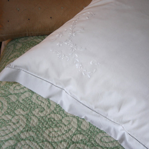 Floral Square Pillowcase